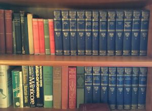 Harvard Classics fiction